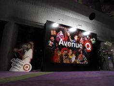 Backdrop / Avenue Q [重演] / 風車草劇團 / #avenueq #windmillgrass #drama