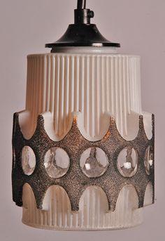 Brutalist Stijl - Hanglamp