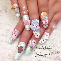 Kawaii Nails