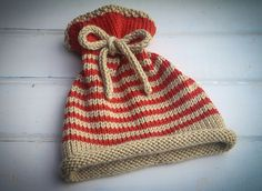 Ravelry: Sack Top Baby Beanie Hat pattern by Tracy Muir