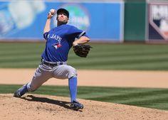Toronto Blue Jays Casey Janssen