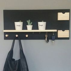 Use the IKEA kitchen storage and desk to create a perfect desk set up. A little girl's pink and mint green bedroom tour. Inspiration and decorating ideas for a Shelves, Interior, Diy Furniture, Furniture Decor, Diy Home Decor, Home Decor, Apartment Decor, Home Deco, Home Decor Furniture