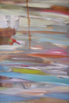 Artwork >> Scott Andrew Spencer >> Frozen Tundra #artwork, #masterpiece, #painting, #contemporary, #art
