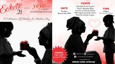 Yeye mothers day event eclectic 21 bellafricana digest