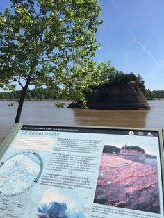 Tower Rock, Perry County Missouri, Mississippi River