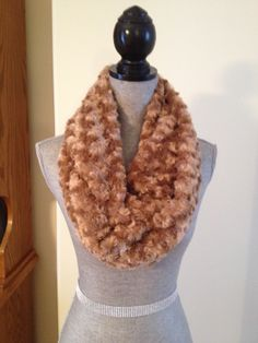 Luxury Plush Infinity Scarf in Butterscotch: $20.00   This scarf is made from a soft plush fabric that layers beautifully and feels gentle against the skin. It is also slightly longer than our regular infinity scarves. Infinity, Layers, Feels, Scarves, Plush, Luxury, Fabric, Beauty, Fashion