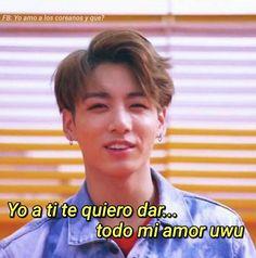 Spanish Phrases, Spanish Quotes, Foto Jungkook, Bts Bangtan Boy, Darling Quotes, Bts Vmin, Dear Future Husband, Bts Lockscreen, What Is Love