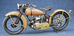 Steve McQueen 1929 Harley Davidson