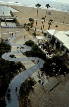 California Wash; Santa Monica. Artists; Helen & Newton Harrison. Land Art, Museum Exhibition, Public Art, Santa Monica, California, Designers, Artists, Art, Artist