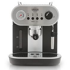 Gaggia RI8525/01 Carezza De Luxe Espresso Machine, Silver... https://www.amazon.com/dp/B0769MTSTC/ref=cm_sw_r_pi_awdb_t1_x_yZDPAbP2NGD41