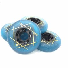 SzBlaZe 4 Piece 88A PU Inline Roller Skates Wheels 72 76 80mm FreeStyle Slalom Skating Blade Replacement Rodas Sliding Ruedas-in Scooter Parts & Accessories from Sports & Entertainment on Aliexpress.com | Alibaba Group