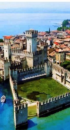 Sirmione, Brescia - Lombardy, ITALY