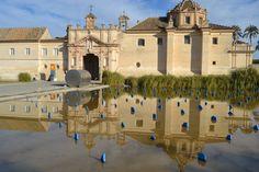 La cartuja Sevilla, Arte, España
