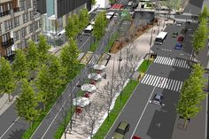 We are landscape architects who design for the human experience Urban Design Diagram, New City, Master Plan, Urban Planning, Sustainable Living, Landscape Architecture, Sustainability, The Neighbourhood, Exterior