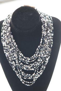 Monochrome Beads