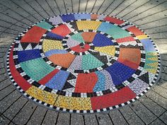 Mosaic, Tile, Art, Texas, Texture  http://pixabay.com/en/mosaic-tile-art-texas-texture-164859/