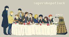 Superwholock <3