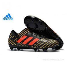 84943e91757 Regular product adidas Nemeziz 17.1 FG  AG BB6351 Core Black Solar  Red Tactile Gold Metallic Soccer Shoes