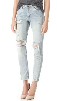Levi's Vintage Clothing       1966 Shredded 606 Jeans           $255.00    out of my price range for jeans