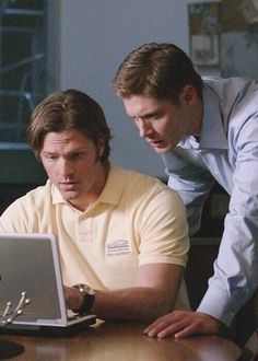 """Sam """"Wesson"""" and Dean """"Smith"""""""