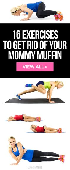 Tighten up that tummy.