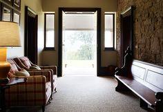 Darley Woodlands Homestead #interiordesign #interior #decor #home #adelaidebragg Classic Interior, Service Design, Homesteading, Commercial, Windows, Interior Design, Projects, Furniture, Home Decor