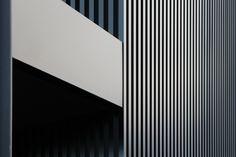 Realisation by www.RTEK.be Aluminium cladding Powdercoating  Aluminium gevelbekleding  Architect Steven De Jaeghere