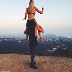 This couple are literally living the dream. Jay Alvarrez is a photographer and extreme athlete whilst his girlfriend, Alexis Rene is a model. Photo Couple, Love Couple, Beautiful Couple, Couple Goals, Couple Ideas, Couple Things, Couple Pics, Family Goals, Alexis Ren