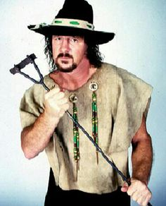 terry funk in quotroadhousequot with patrick swayze wrestling