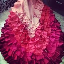 Image result for bata de cola flamenco
