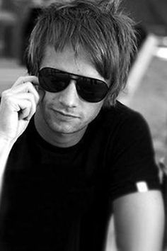 Dom Howard from Muse