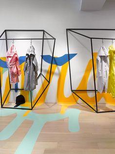 Uma Estilosa Boutique em Toronto - Design Innova
