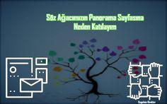Engelsiz Renkler:Söz Ağacımızın Panorama Sayfasına Neden Katılayım