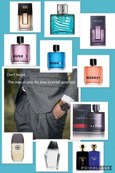 Check out the different fragrances for men at Avon.