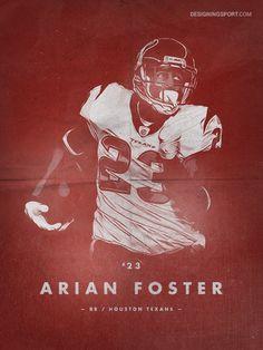 Arian Foster, Houston Texans