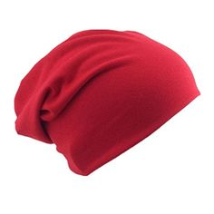 198a90428a1b4f Unisex / Men's / Women's Long Jersey Slouch Beanie Hat Plain Colour / Star  Design - Black - One size
