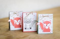 Learn how to make these cute Animal Hershey's Kiss Tents using the Foxy Friends Bundle. I show you how to make a fox, skunk and raccoon, and as a bonus a cat. Foxy Friends Punch, Boy Cards, Best Candy, Cute Fox, Animal Cards, Cards For Friends, 3d Projects, Stamping Up, Diy Paper