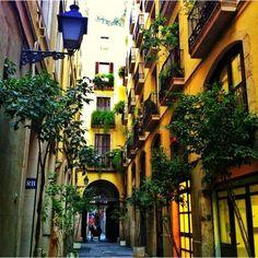 Passatge Sert, Barcelona