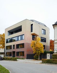 Sauerbruch Hutton , Noshe · A Selection of Sauerbruch Hutton's Projects by Noshe