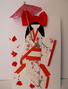 japanese paper doll by GirlOfTheOcean.deviantart.com on @deviantART***