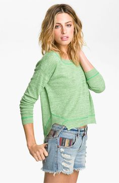 Free People 'Road Trip' Sweater available at Nordstrom