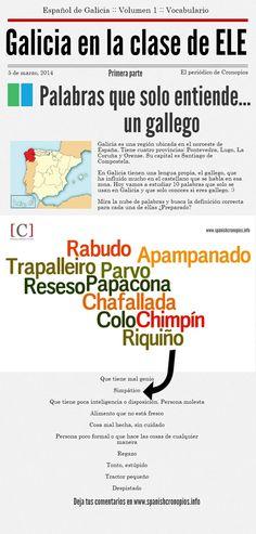 10 palabras que solo entiendes si eres gallego|Primera parte