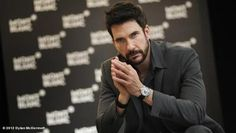 "Dylan McDermott's photo ""Thank you everyone at MontBlanc Singapore! Some of the …"""