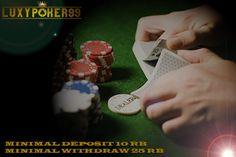 Beberapa kalangan masyarakat tersebut juga menuturkan permainan Judi Poker Online Terpercaya termasuk ke dalam salah satu jenis permainan yang banyak dimainkan