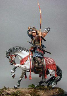 m Fighter archer on horseback Asian Faction