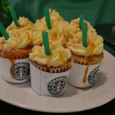 The 18 Craziest Cupcake Designs | Her Campus--Now if I could only figure out how to make them ;-)