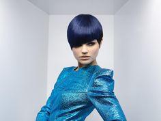 www.estetica.it   Hair: Faretra Paris Photo: Yves Kortum Products: Wella
