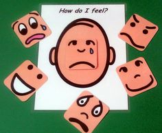 How Do I Feel Interactive Board  Autism PECS and by TheAutismShop, $10.00