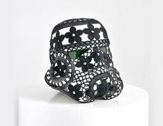 """Joana Vasconcelos """"Crochet Vader"""" l #ArtWars"""