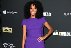 A Baby's On The Way For Walking Dead's Sonequa Martin-Green | The Baby Post